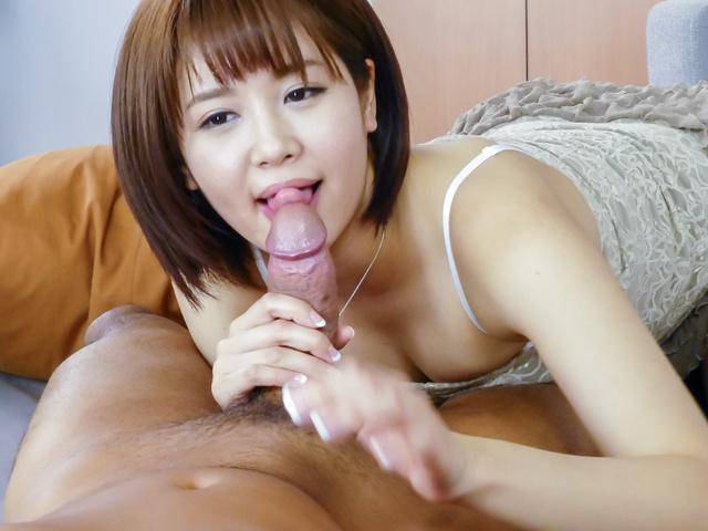 Saya Tachibana - Creampie Asian scenes along sexy Saya Tachibana - Picture 1