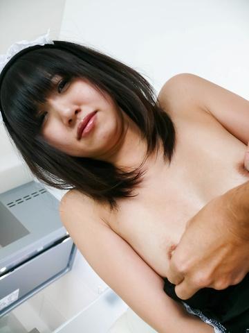 Kotomi Asakura - Sexy Kotomi Asakura is fingered and squirts - Picture 6