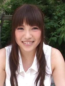 Yuri Sato - Hot asian amateur girls Yuri Sato masturbating outside - Screenshot 10