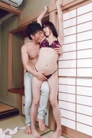 Nanami Hirose - Superb Asian blowjob by insolent Nanami Hirose - Picture 1