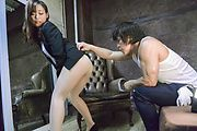 Shiona Suzumori - Japanese creampie to end babe's crazy porn special - Picture 2