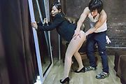Shiona Suzumori - Japanese creampie to end babe's crazy porn special - Picture 4