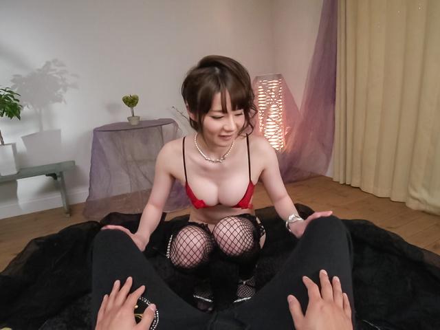宮崎愛莉 - 高速フェラ抜きソープ嬢~宮崎愛莉 - Picture 3
