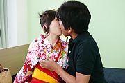 Nozomi Hazuki - 希叶月给日本吹箫,奶油 - 图片 4