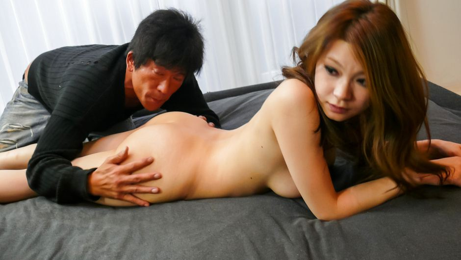Phim Sex Busty MILF Arisa Kuroki gives asian blowjobs and rides cock