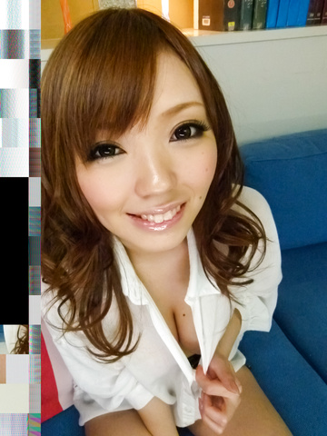 Megu Kamijo - Megu Kamijo gets asian cumshots on her big boobs - Picture 6