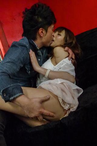 Natsuki Shino - 大这个回合你赢熟女夏希四野性交后亚洲口交 - 图片 2