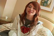 Ran - Young Asian pussy fucking along steamy Ran - Picture 5