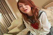 Ran - 年轻的亚洲阴户,他妈的沿蒸汽冉 - 图片 7