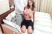 Miku Natsukawa - 初音未来夏川给亚洲的口交,炫耀她的屁股 - 图片 5