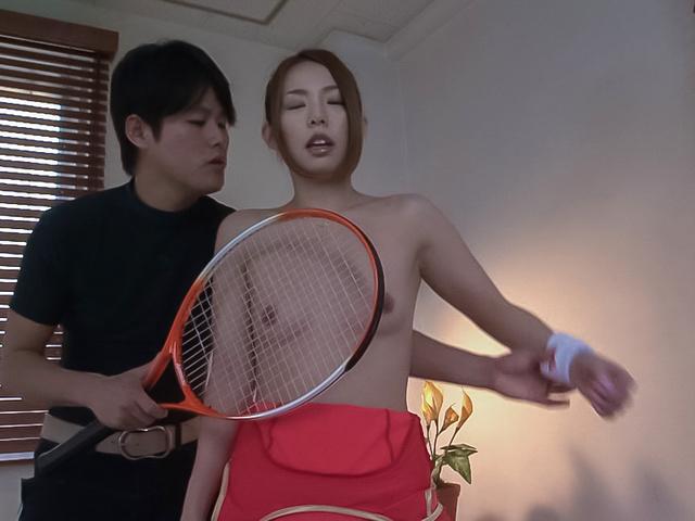 Yume Kimino - 亚洲饼结束宝贝 ' s 肮脏的日本色情 - 图片 4