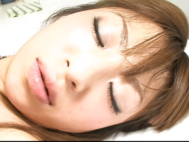 Yuu Mizuki - Yuu Mizuki has boner in hairy poonanie - Picture 11