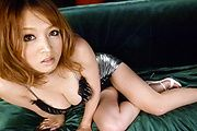 Yuki Touma - Hカップ爆乳を弾かせ豪快フェラプレイ - Picture 7