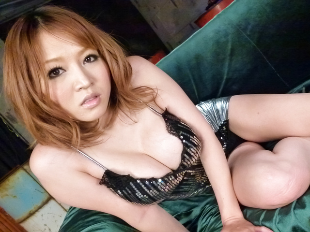 Yuki Touma - 看着纪冬马 ' s 亚洲口交和他妈的技能 - 图片 5
