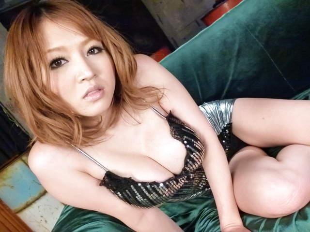 Yuki Touma - 看着纪冬马 ' s 亚洲口交和他妈的技能 - 图片 6