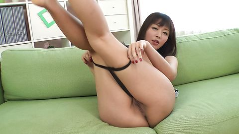 Japanese blow jobs to feed naughty Marika