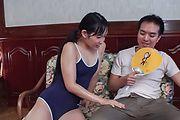 Yui Kasugano - Yui Kasugano 亚洲口交和纯性别对凸轮 - 图片 1