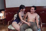 Yui Kasugano - Yui Kasugano 亚洲口交和纯性别对凸轮 - 图片 3