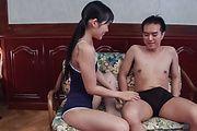 Yui Kasugano - Yui Kasugano 亚洲口交和纯性别对凸轮 - 图片 6