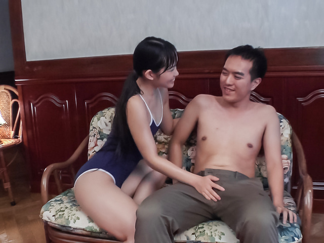 Yui Kasugano - Yui Kasugano Asian blowjobs and pure sex on cam  - Picture 3
