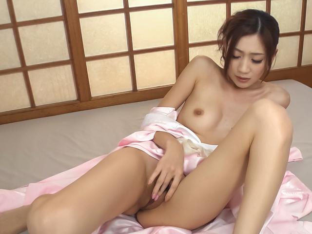 Kaori Maeda - Asian blow jobs by sweet ass Kaori Maeda - Picture 10