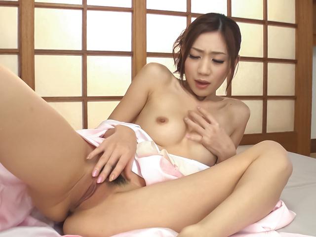 Kaori Maeda - 亚洲吹箫的甜美的屁股前田香织 - 图片 4