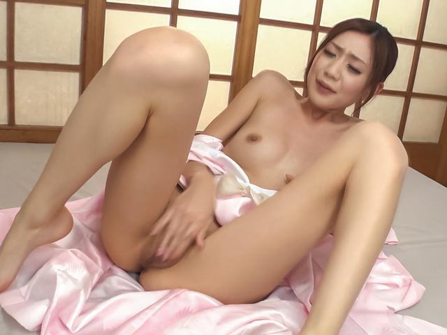 Kaori Maeda - Asian blow jobs by sweet ass Kaori Maeda - Picture 8