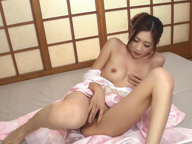 Kaori Maeda - Asian blow jobs by sweet ass Kaori Maeda - Picture 9