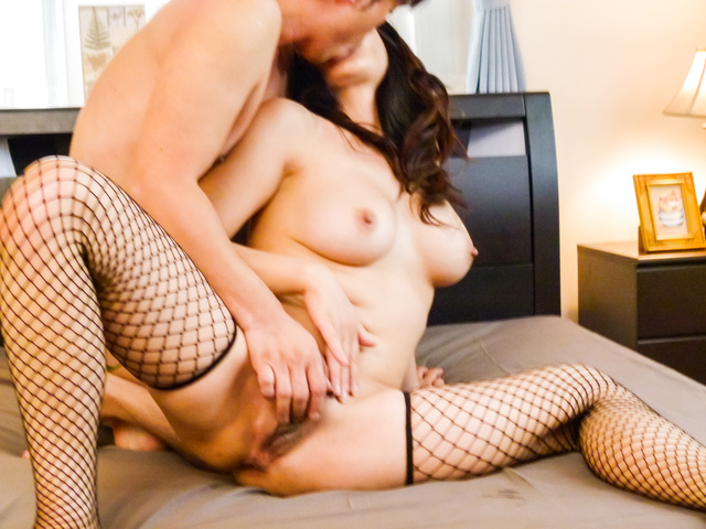 Rei Kitajima - Rei Kitajima licked and fucked until Asian creampie end - Picture 11