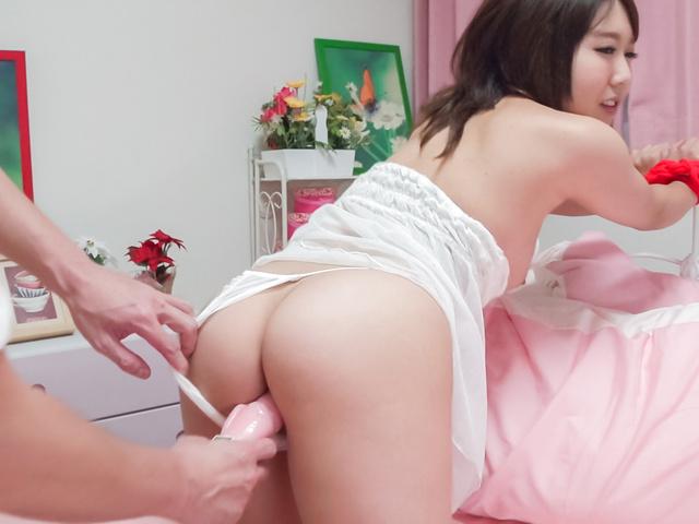 さくら結衣 - 生ハメ巨乳モデル ~ ぶっかけアクメ - Picture 10
