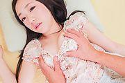 Mao Sena - Asian creampie porn scenes along brunetteMao Sena - Picture 1