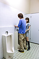 Riho Mikami - Sweet Riho Mikami kneels to provide Japanese blow job  - Picture 9