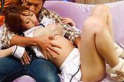 Tiara Ayase - An asian blowjob from Tiara Ayase leads to a hard fucking - Picture 4