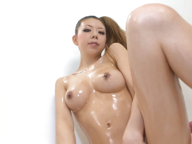 Ryuu Narushima - Ryuu Narushima goes solo girl with dildo riding - Picture 12