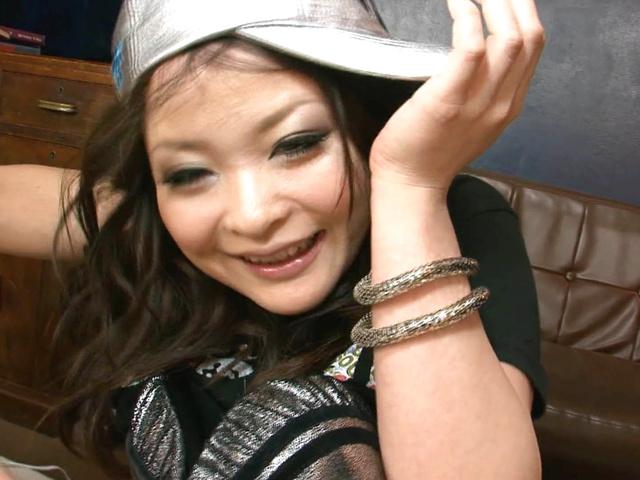 Yuu Haruka - 悠遥有性交硬的杂种和深 - 图片 6