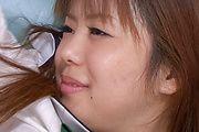 Noriko Kago - 可爱和角质亚洲青少年贝贝纪子轿子碰碰和硬性交 - 图片 10