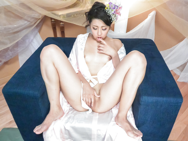 Yuna Shiratori - 日本自慰显示由尤娜白鸟 - 图片 8