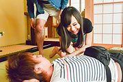 Mayu Kawai - 日本口交与角质青少年,马玉川 - 图片 8