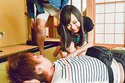 Mayu Kawai - 日本口交与角质青少年,马玉川 - 图片 9