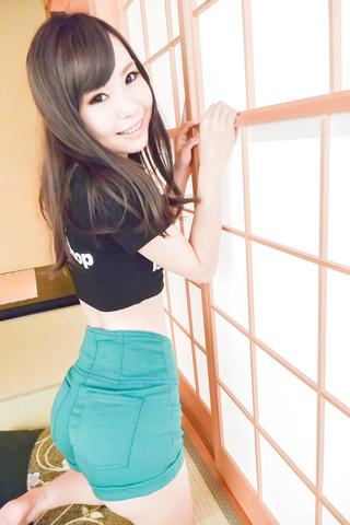 Mayu Kawai - Japan blow job with horny teen, Mayu Kawai - Picture 4