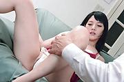 Rei Mizuna - スケベな美尻みづなれい~フェラ&中出し - Picture 5