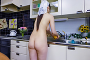Rie Tachikawa - Japan blowjob along busty babe Rie Tachikawa - Picture 2