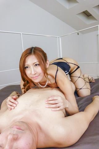 愛咲れいら - 愛咲れいな~極上フェラプレイ! - Picture 10
