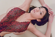 Miho Ichiki - Cock sucking beauty enjoys cum on her sweet face  - Picture 6