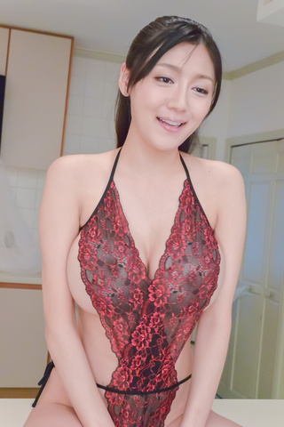 Miho Ichiki - Cock sucking beauty enjoys cum on her sweet face  - Picture 7