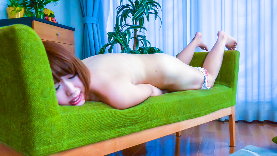 Phim Sex Slim Seira Matsuoka provides great asian blowjob