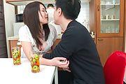 Sanae Akino - 兄貴に隠れてフェラ ~ 秋野早苗 - Picture 7