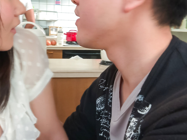 Sanae Akino - Asian amateur starts sucking cock in really hot ways - Picture 10