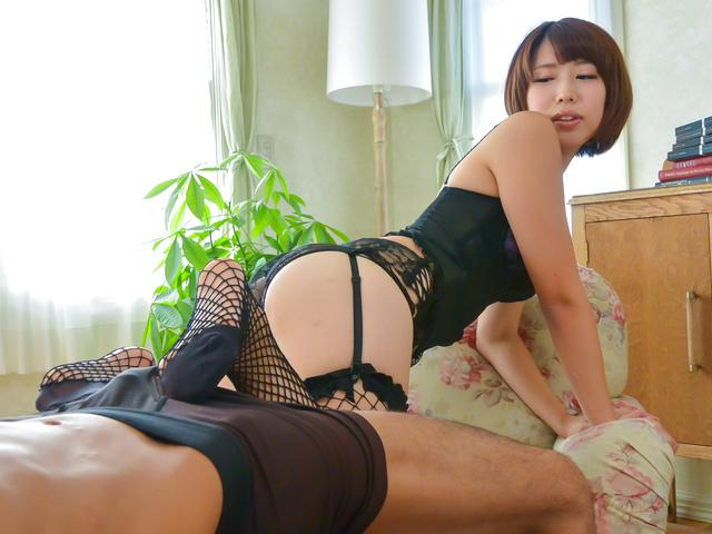 Seira Matsuoka - Hot oral from sleazy JapaneseSeira Matsuoka - Picture 3