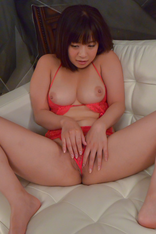 Wakaba Onoue - Asian amateurs solo with sexy Wakaba Onoue  - Picture 1
